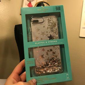 Kate spade star iPhone 7/8 Plus case♠️